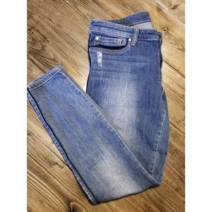 Gap legging skimmer jeans